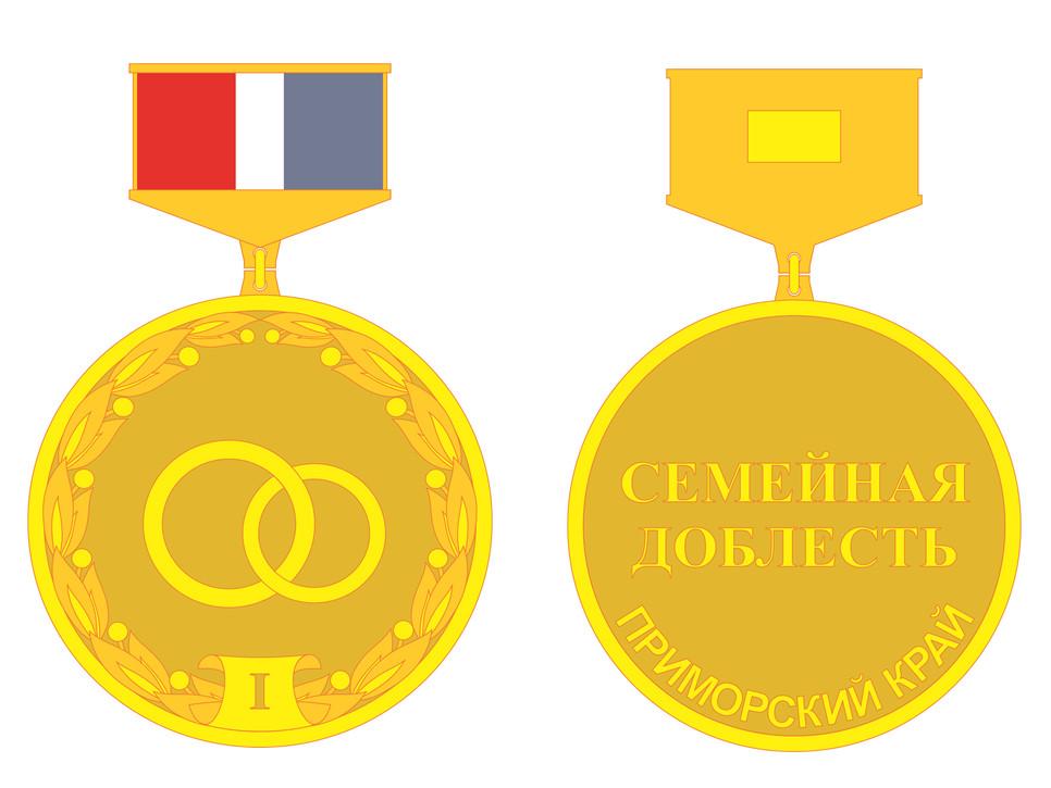 В феврале 2020 года депутатами Законодательного Собрания Приморья утверждена награда почетный знак «Семейная доблесть».