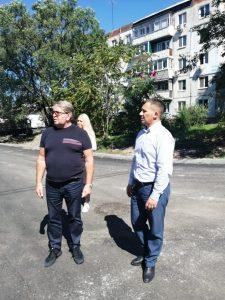 На протяжении нескольких лет жители домов ул. Фрунзе, 56/1 и 58 неоднократно обращались к местным и краевым органам власти