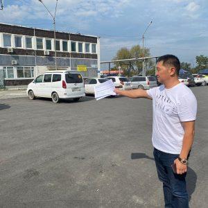 На территории избирательного округа Андрея Кима в этом году запланировано благоустройство следующих объектов …