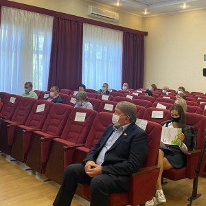 Артемовский городской округ стал первой площадкой в Приморском крае, на территории которого состоялся информационный семинар