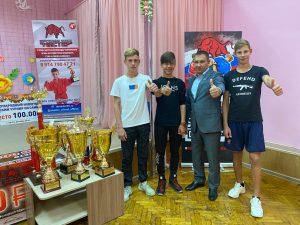 Команда Алексея Писаренко пополнилась воспитанниками арсеньевского Центра семейного устройства