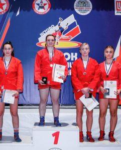 Воспитанники Алексея Писаренко привезли бронзу с Кубка России.