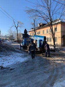 Депутаты Думы АГО приняли активное участие в общегородском субботнике