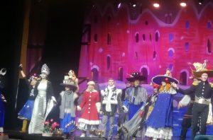Новогоднюю сказку подарили артемовцам артисты Приморского краевого академического театра имени М. Горького
