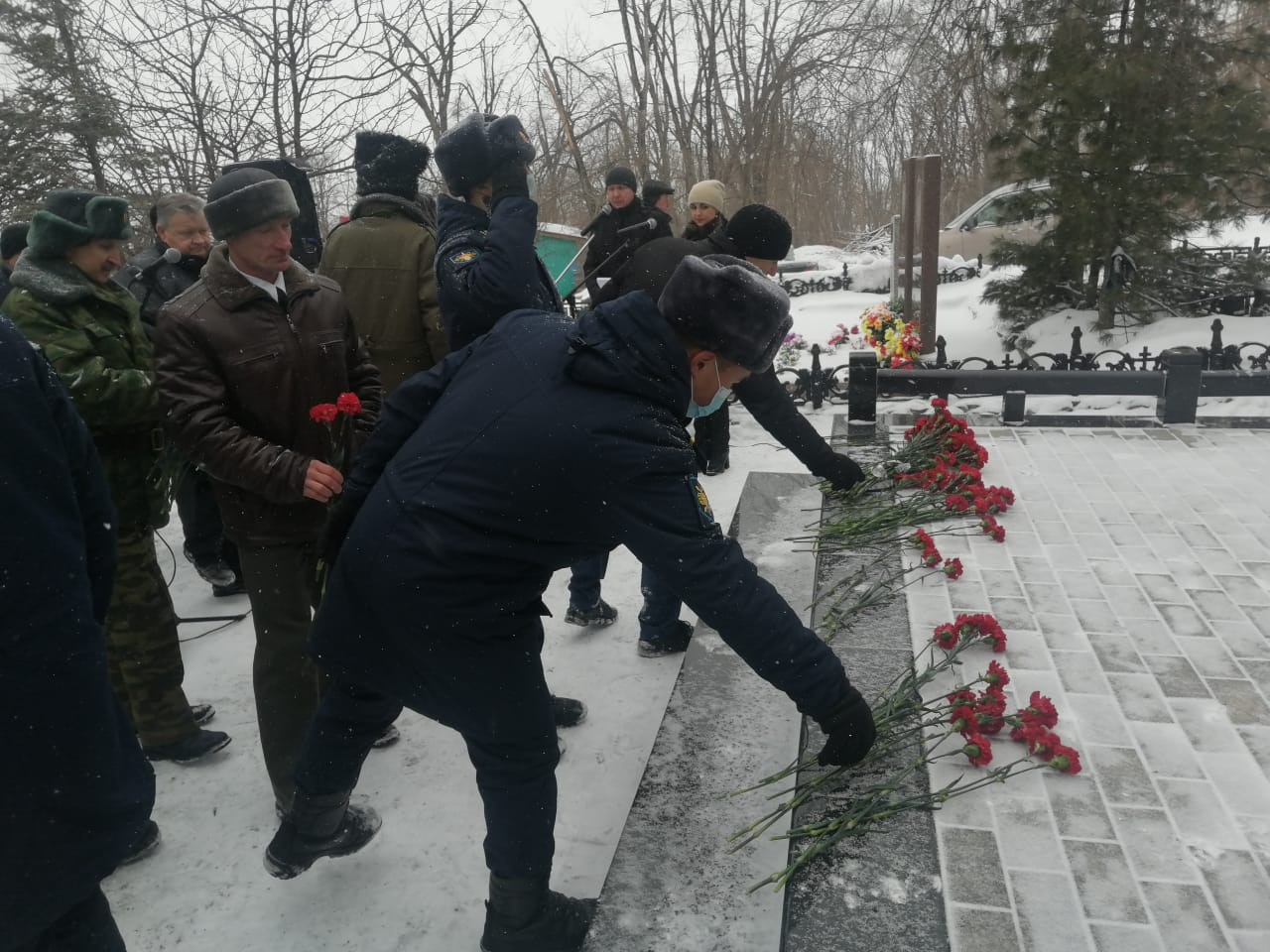 15 февраля — День памяти о россиянах, исполнявших служебный долг за пределами Отечества.