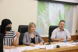 Вопросы старшего поколения жителей Артёма стали темой круглого стола «Муниципальная инициатива»