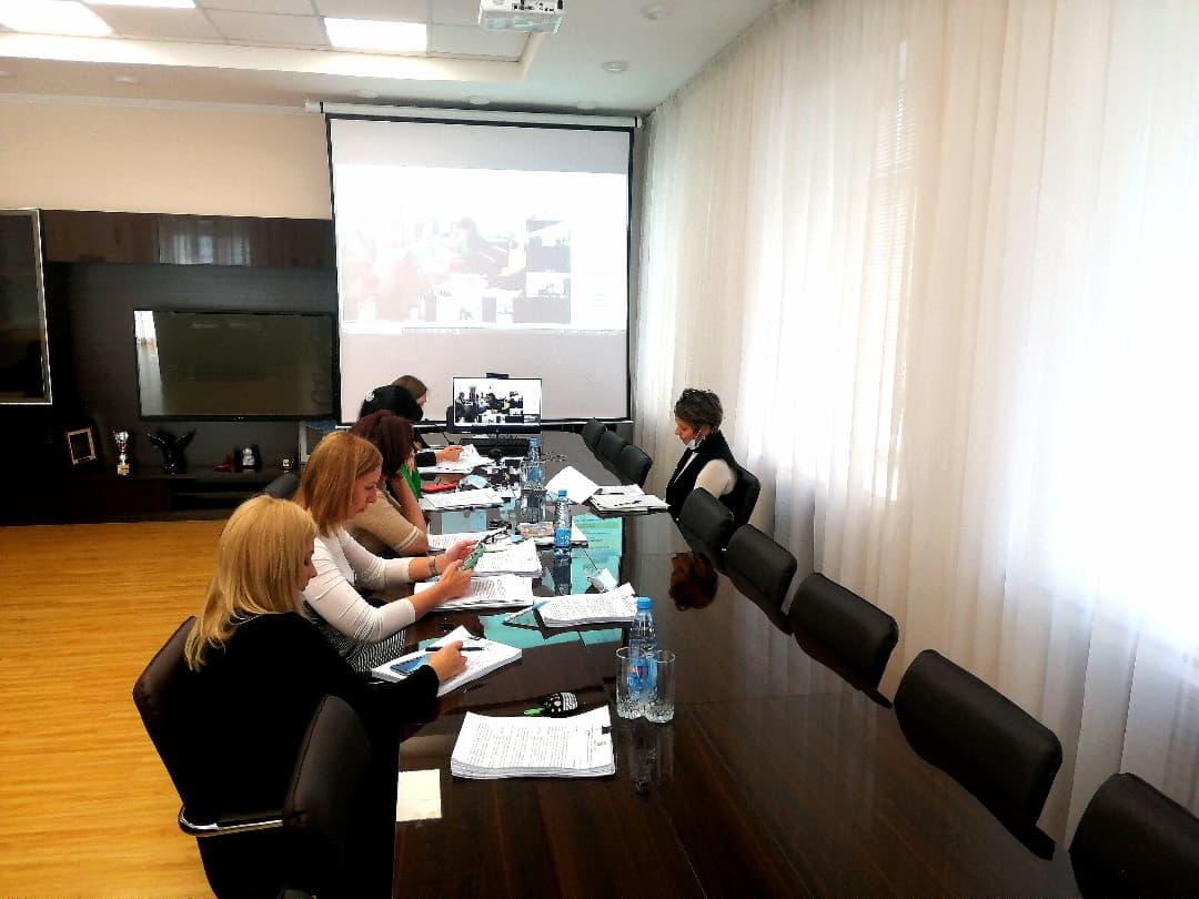 Заседание постоянной комиссии Думы Артемовского городского округа